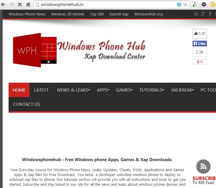 Microsoft files for INDRP over domain windowsphonehub.in