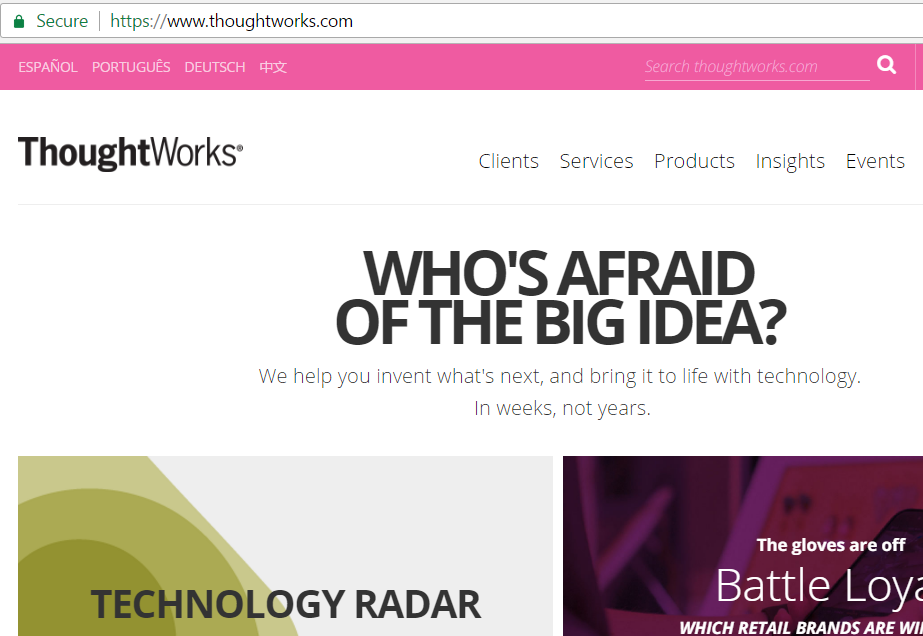 Delhi High Court orders transfer of ThoughtWorks.in