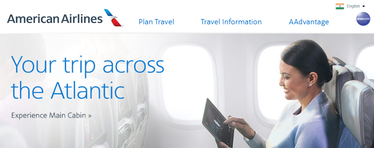 American Airlines gets hold of AmericanAirlines.co.in Domain Name