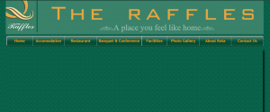 Post INDRP Loss: Hotel The Raffles changed name to Hotel Rallentino