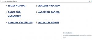 Upcoming Navi Mumbai Airport files three INDRPs