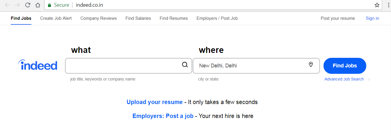 US based job portal Indeed Inc wins indeedjob.ind.in domain name under INDRP