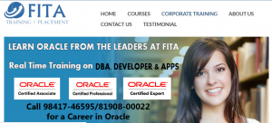 INDRP matter Oracletraining.co.in withdrawn, due to lack of authority