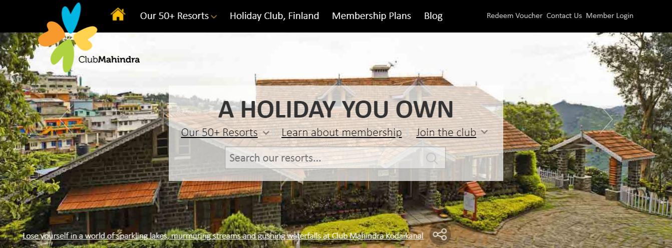 Mahindra Holidays Club gains control over MahindraHoliday.in domain name