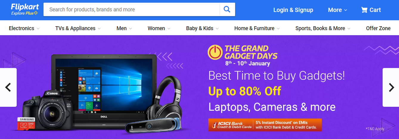 Ecommerce Giant Flipkart grabs infringing Domain Name flipcartindia.in