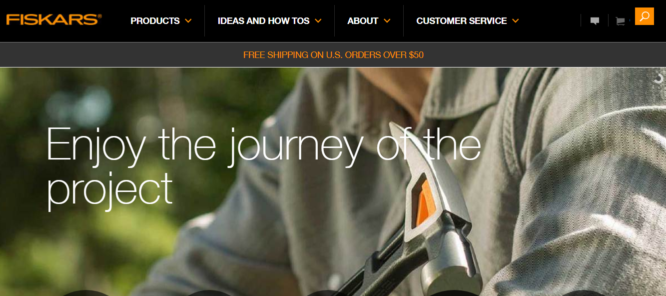 Fiskars Corp, Finland takes control of FISKARS.CO.IN under INDRP
