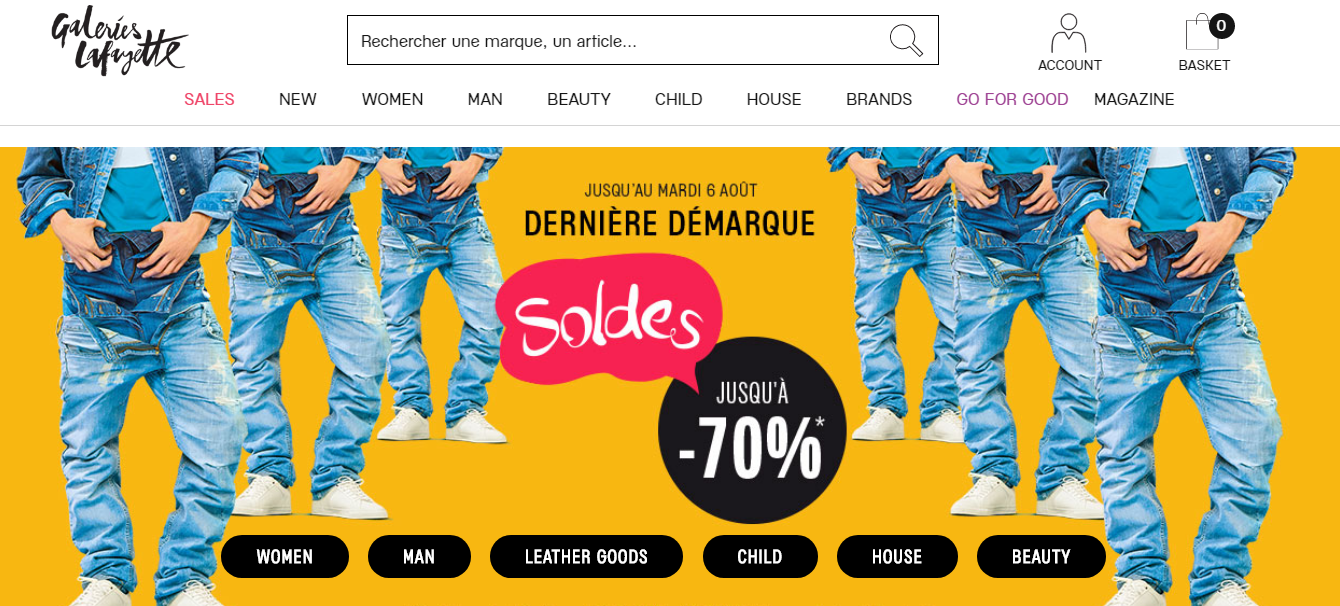 INDRP/1083 – Disputed Domain Name Decision: galerieslafayette.co.in (Transfer)