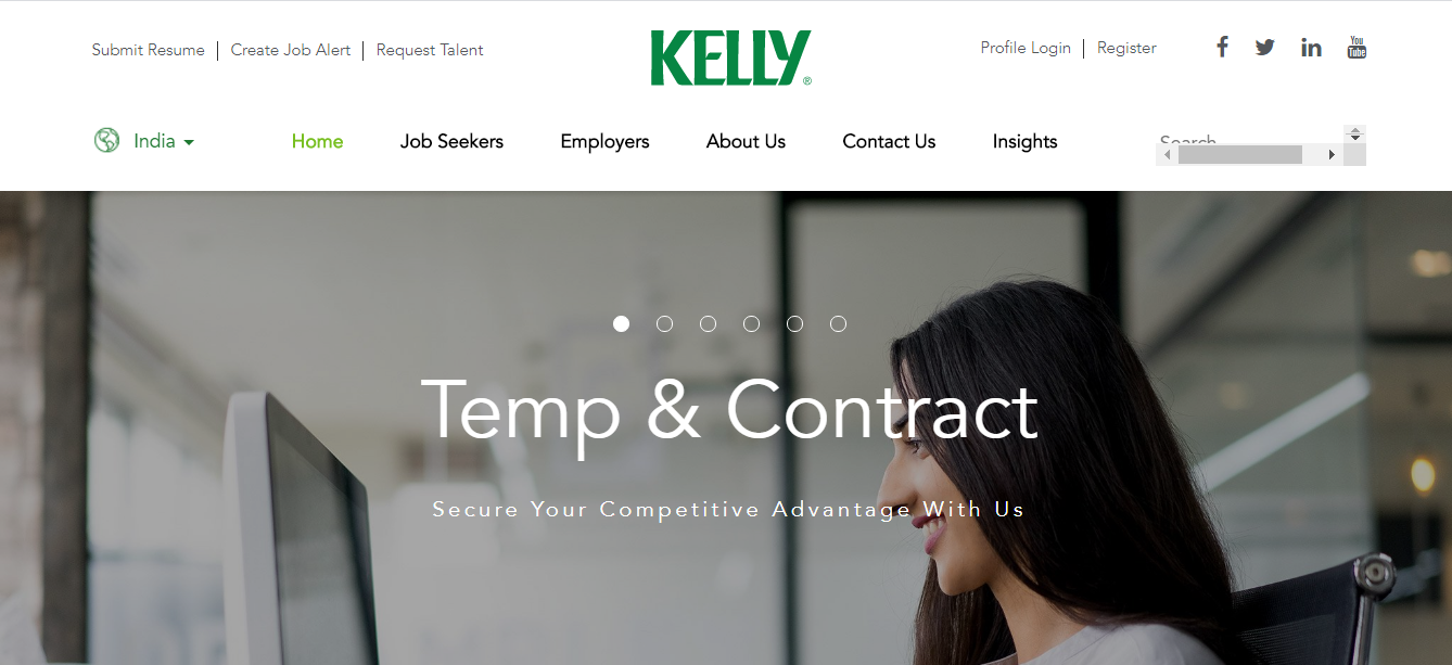 Kelly Properties, LLC V.  Neha [INDRP/176 – kellyservice.in]